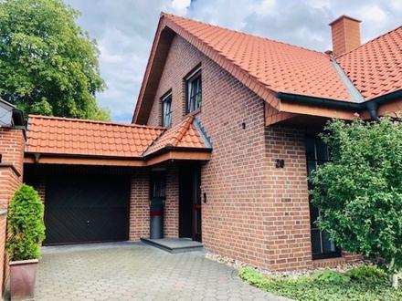 Top gepfl.Einfam.-Haus ruhige Lage toller Garten Garage EBK 33428 Marienfeld