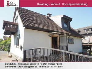Goldige Doppelhaus-Hälfte in Eltville-Erbach