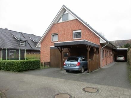 5796 - Geräumige Doppelhaushälfte in Oldenburg Eversten