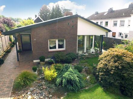 Wohnen auf einer Ebene - Einfamilienhauses in Minden