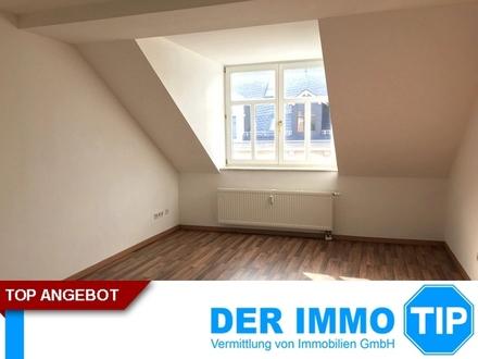 Lichtdurchflutete 3 Zimmerwohnung mit Balkon auf dem Chemnitzer Kaßberg