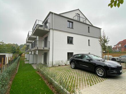 Hochwertiges Neubau-Mehrfamilienhaus in Hamburg, Erstbezug