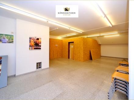 Zentral gelegen: Provisionsfreie Bürofläche in Hochdorf