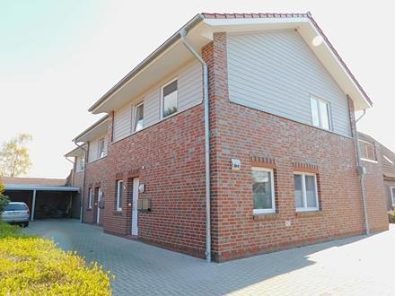 Westerstede: Schöne 2 ZKB Wohnung mit Balkon in Halsbek, Obj. 4688