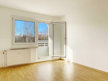 Hoch hinaus! 42 m² mit Weitblick über Chemnitz!