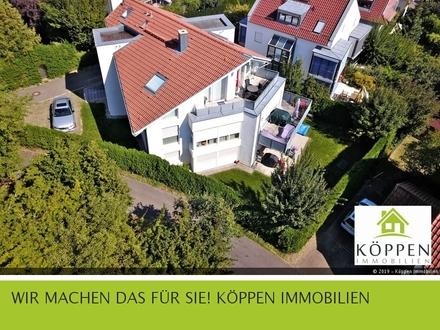 Feuerbach - hochwertig ausgestattete Wohnung (123 qm) mit großem Balkon in toller Lage