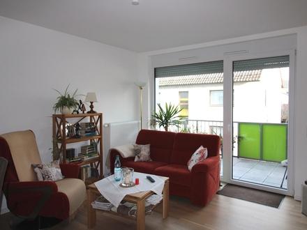 Wohnkonzept 50 plus: Barrierefreie 2-Zimmer Wohnung mit Einbauküche...!