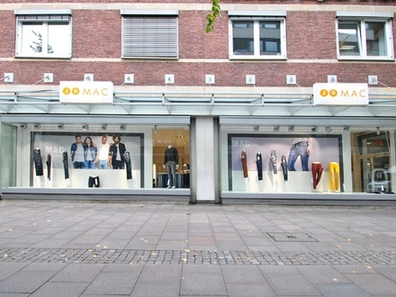 Einzelhandelsfläche in hoch frequentierter Lage Bremens