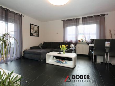 Chice und top gepflegte Maisonette-Wohnung in gesuchter ruhiger Wohnlage