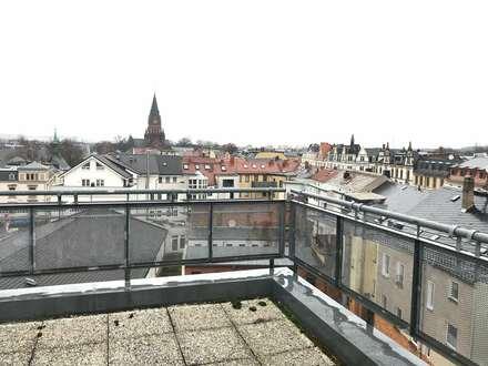 Zwickau - Innenstadt - Osterweihstraße