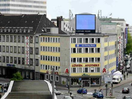 TOP-LAGE in der Bielefelder Innenstadt! Modernisiertes Büro mit Fahrstuhl direkt am Jahnplatz!