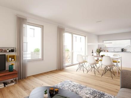 B3 - Ein Zuhause nur für dich: 4-Zimmer-Wohnung mit Balkon