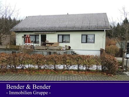 Einfamilienhaus mit Garten am Waldrand gelegen!