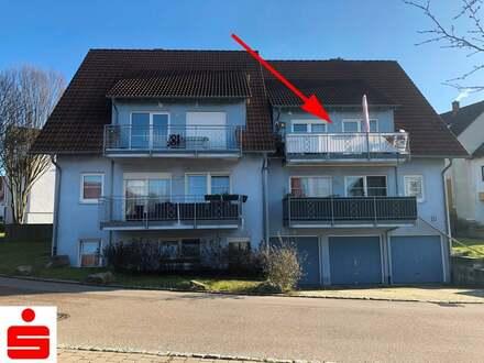 Schöne 4-Zimmer-Maisonette-Wohnung mitten in Kupferzell