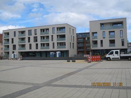 Neubau 2020 in Singen, zentrale, großzügige, helle 4-Zimmer-Wohnung mit Balkon