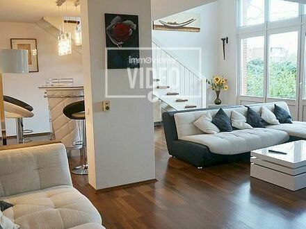 Modern apartment with view in Wiesbaden-Sonnenberg