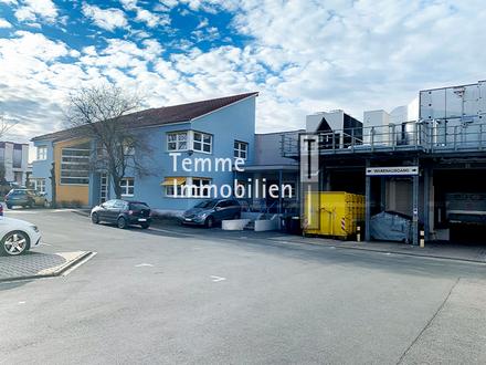 Produktions- und Lagerhalle mit Büroflächen | Nürnberg-West | Parkplätze inklusive