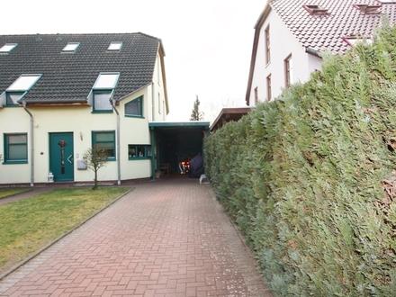 Bad Zwischenahn - Rostrup! Helle und gepflegte Doppelhaushälfte in ruhiger Sackgasse