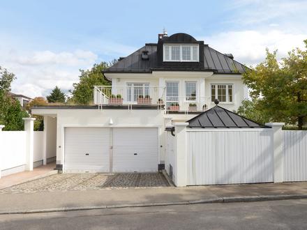 Stilvolles Mehrfamilienhaus in ruhiger Lage von Bogenhausen