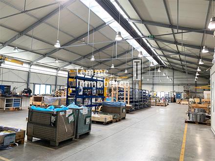 Produktions-/Lagergebäude mit Büro   direkte Autobahnausfahrt Höchstadt Ost A3