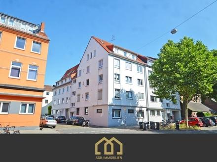 Kapitalanlage: Flüsseviertel / Aufwendig modernisierte Eigentumswohnung in guter Lage