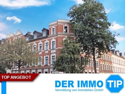Idyllische 3 Zimmer Dachgeschosswohnung mit SANIERTEN Badezimmer ++ Altendorf