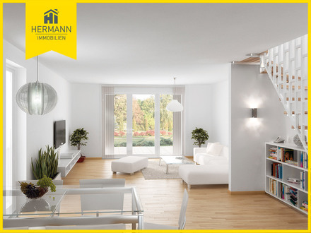 Ihr neues Zuhause! Neubau-Reihenendhaus mit großem Privatgarten