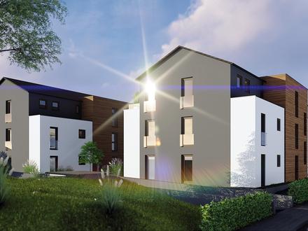 2 Zi. Neubau Wohnung mit großer Dachterrasse