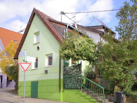 Ein liebenswertes Haus mit Charakter und Charme