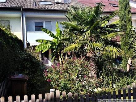 Sonniges, gepfl., Reihenhs. m. Traumgarten, Heddesheim, Erbpacht od. Grundstückskauf