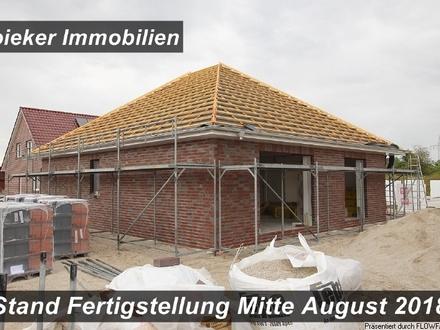 Neubau-Bungalow in der Luftkurstadt Wiesmoor
