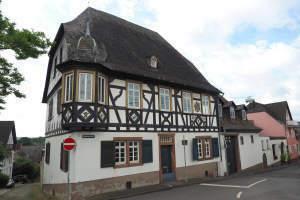 Winzerhaus + 3 Parteienhaus + Scheune