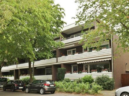 TT bietet an: 2-Zimmer-Wohnung mit Garage im Villenviertel!