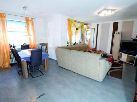Geräumige 4-Zimmer-Wohnung mit zwei Balkonen