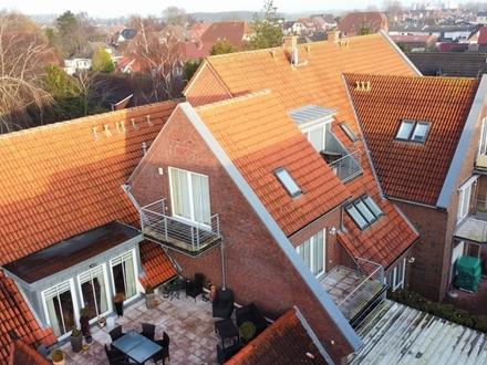 Provisionsfrei für Käufer: Moderne und gepflegte Wohnung in Carolinensiel