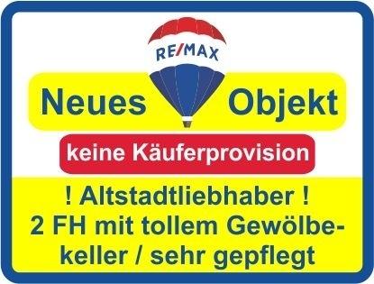 Kaufen Sie ab € 345,- mtl.*/ Gepflegtes Altstadthaus! 2 WE! Hanggarten! keine Käuferprovision!