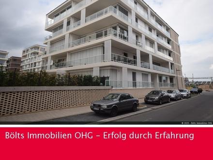 Erwachen mit Weserblick ! Lichtdurchflutete Neubau-Wohnung mit direktem Blick auf den Fluss