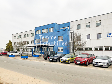 Zur Miete | Produktion | Lager | verkehrsgünstige Lage | Nürnberg – Fürth – Erlangen