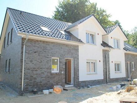 Sögel - Neubau-Eigentumswohnung im EG (rechts) mit Terrasse in bevorzugter Wohnlage!!!