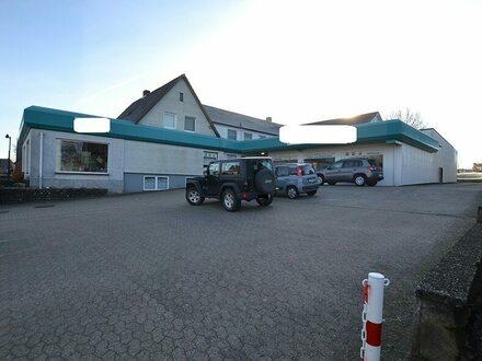 Treia : Nahezu 1.000m² Nutz- und Wohnfläche