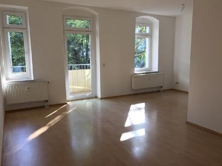 Familien aufgepasst - 3 Zimmerwohnung mit Balkon auf dem Kaßberg mieten