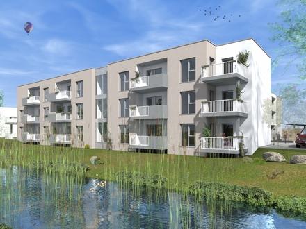 Wohnen am Zenngrund - 2 Zi. EG-Wohnung mit Terrasse und Gartenanteil (WE01 Typ BB)