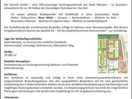 York-Quartier Münster
