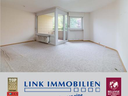 4-Zimmerwohnung mit Lift - Naturnah in Möhringen