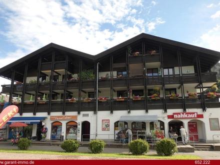Café/Restaurant in sehr zentraler Lage im beliebten Urlaubsort Bischofswiesen!