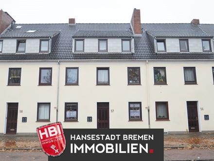 Verkauft! Hastedt / Anlage / Modernisierte 3-Zimmer-Wohnung in zentraler Lage