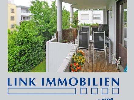 S-Rohr: Gepflegte 3,5-Zi.-Whg mit großem Balkon und TG-Stellplatz in S-Rohr