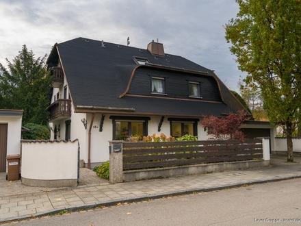 Anpruchsvolles Wohnen und Arbeiten unter einem Dach in bester Lage