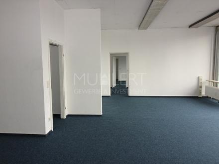 Großzügige Büroetage in Ludwigshafen-City