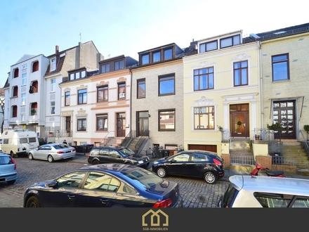 Kapitalanlage: Walle / 2-Familienhaus in ruhiger Seitenstraße